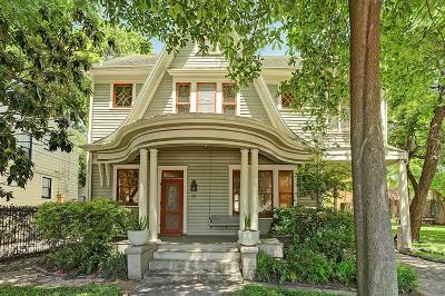 Houston Single Family Home For Sale: 219 Emerson Street