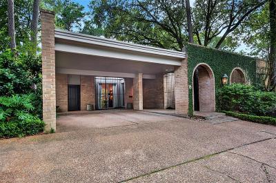 Houston Condo/Townhouse For Sale: 16 Bayou Shadows Street