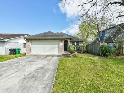 Houston Single Family Home For Sale: 4835 Lingonberry Street