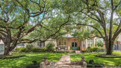 Tanglewood Single Family Home For Sale: 5626 Cedar Creek Drive