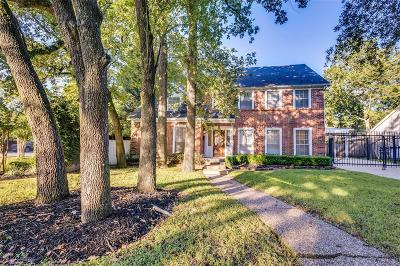 Memorial Single Family Home For Sale: 503 Patchester Drive