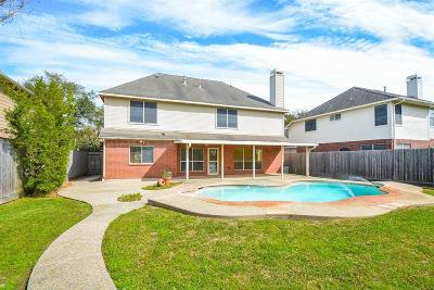 Katy Single Family Home For Sale: 21711 Wittman Lane