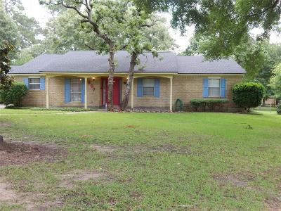 Montgomery County Single Family Home For Sale: 807 Harvey