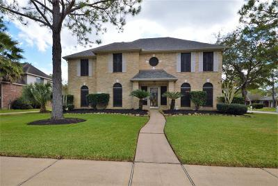 League City, League Single Family Home For Sale: 2329 N Lake Front