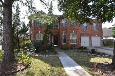 Katy Single Family Home For Sale: 24807 Bent Hollow Ln