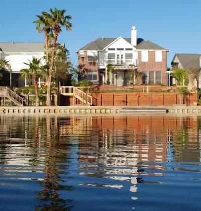 Galveston Single Family Home For Sale: 14 Cadena Drive