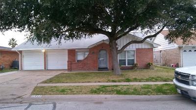 Galveston Single Family Home For Sale: 3022 Pine Street