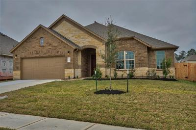 Conroe Single Family Home For Sale: 14137 Emory Peak