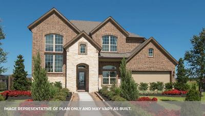 Rosenberg Single Family Home For Sale: 5831 Euclid Loop