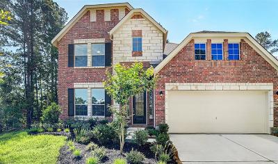 Conroe Single Family Home For Sale: 146 Brighton Woods Court