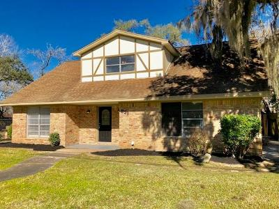 Brazoria Single Family Home For Sale: 821 Mulberry Lane