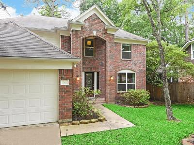 Single Family Home For Sale: 4 Diamond Oak Court