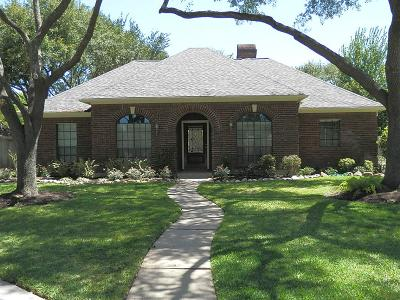 Sugar Land Single Family Home For Sale: 2459 Hodges Bend Circle