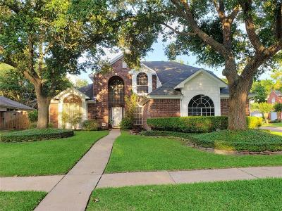 Katy Single Family Home For Sale: 1011 Majestic Cove Court