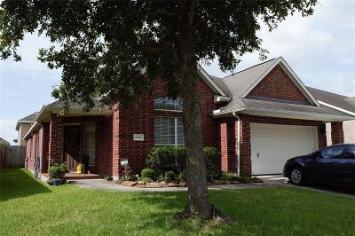 Kingwood Single Family Home For Sale: 21546 Kings Bend Drive