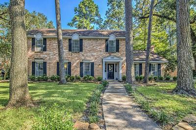 Kingwood Single Family Home For Sale: 1923 Laurel Hill Drive