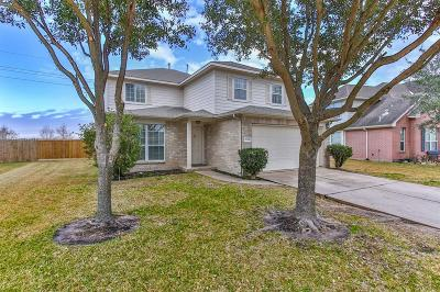 Katy Single Family Home For Sale: 21914 Crestworth Lane