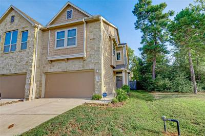 Montgomery TX Condo/Townhouse For Sale: $222,000