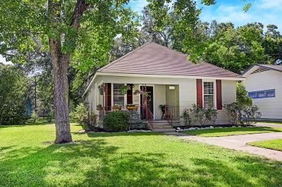 Sealy Single Family Home Pending: 710 Hardeman Street