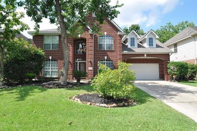 Kingwood Single Family Home For Sale: 3219 Canna Lily Court