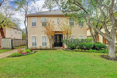 Bellaire Single Family Home For Sale: 4905 Palmetto Street