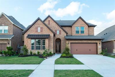Manvel Single Family Home For Sale: 2623 Deerwood Heights