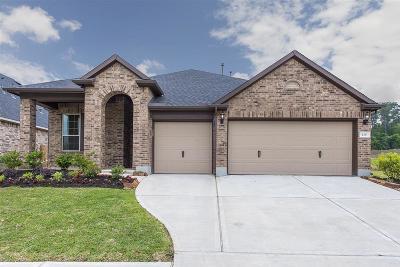 Conroe Single Family Home For Sale: 415 Stonebrook
