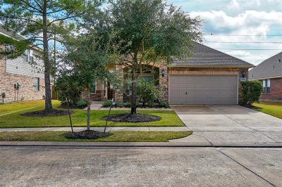 Cypress TX Single Family Home For Sale: $209,000