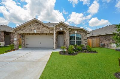 Texas City Single Family Home For Sale: 8701 Explorer Drive