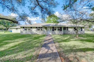 Needville TX Single Family Home For Sale: $239,000