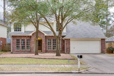 Tomball Single Family Home For Sale: 22631 August Leaf Drive