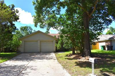 Kingwood TX Single Family Home For Sale: $129,500