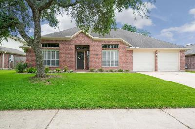 Friendswood Single Family Home For Sale: 1804 Desota Street
