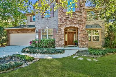 The Woodlands Single Family Home For Sale: 82 S Longsford Circle