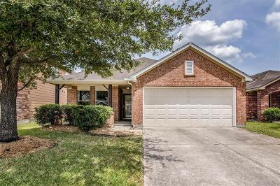 Humble Single Family Home For Sale: 2007 Pine Croft Drive