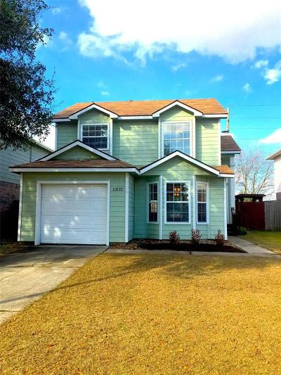 Tomball Single Family Home For Sale: 11822 Sandy Stream Drive