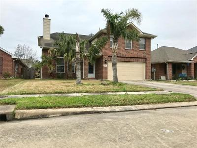 Dickinson Single Family Home For Sale: 2883 Lost Cove Court