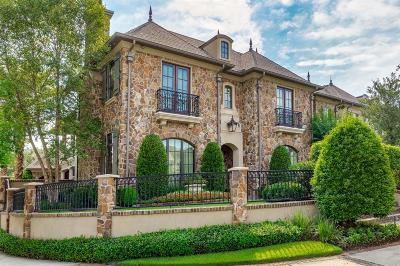 The Woodlands Single Family Home For Sale: 2718 Timberloch Place