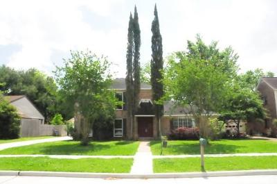 Jersey Village Single Family Home For Sale: 15801 Elwood Drive