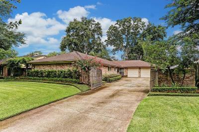 Houston Single Family Home For Sale: 10034 Olympia Drive