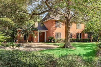 Houston Single Family Home For Sale: 11777 Taylorcrest Road