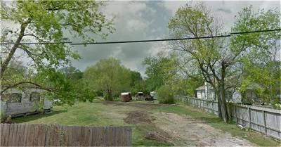 Residential Lots & Land For Sale: 9321 Irby Street