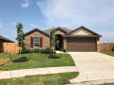Richmond Single Family Home For Sale: 7323 Barrington Ridge Lane