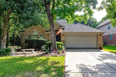 Humble Single Family Home For Sale: 20722 Lake Park Trail