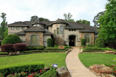 Kingwood Single Family Home For Sale: 1415 Graystone Creek Court