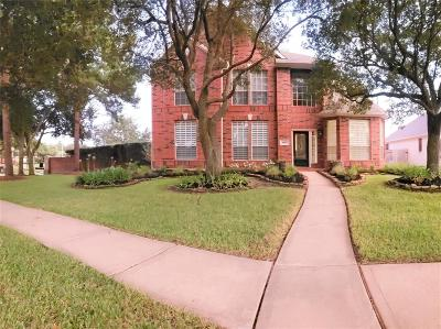 Houston Single Family Home For Sale: 16627 Shorecrest Drive