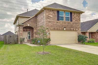 Humble Single Family Home For Sale: 9018 Sweet Blue Jasmine