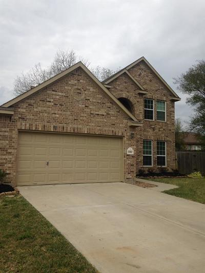 Willis Single Family Home For Sale: 13082 Bluff View Drive