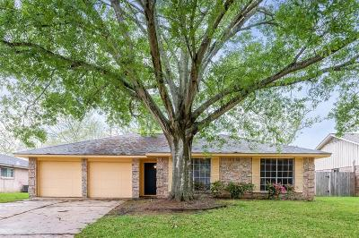 League City Single Family Home For Sale: 1503 Newport Boulevard