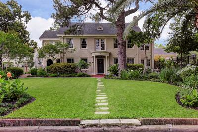 Houston Single Family Home For Sale: 4 W 11th Place
